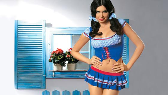 Najwięcej witaminy mają wiejskie dziewczyny! – Nina w recenzji Heidi!