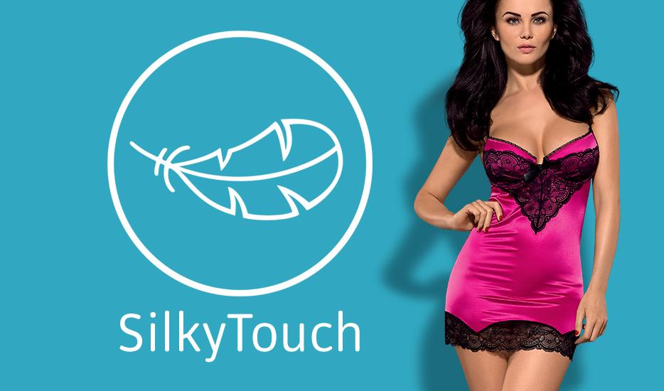 Delikatna niczym jedwab – SilkyTouch