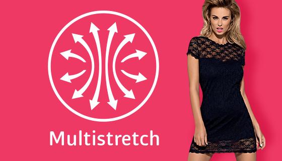 Multi-kierunkowy Multistretch, czyli elastik is fantastik!