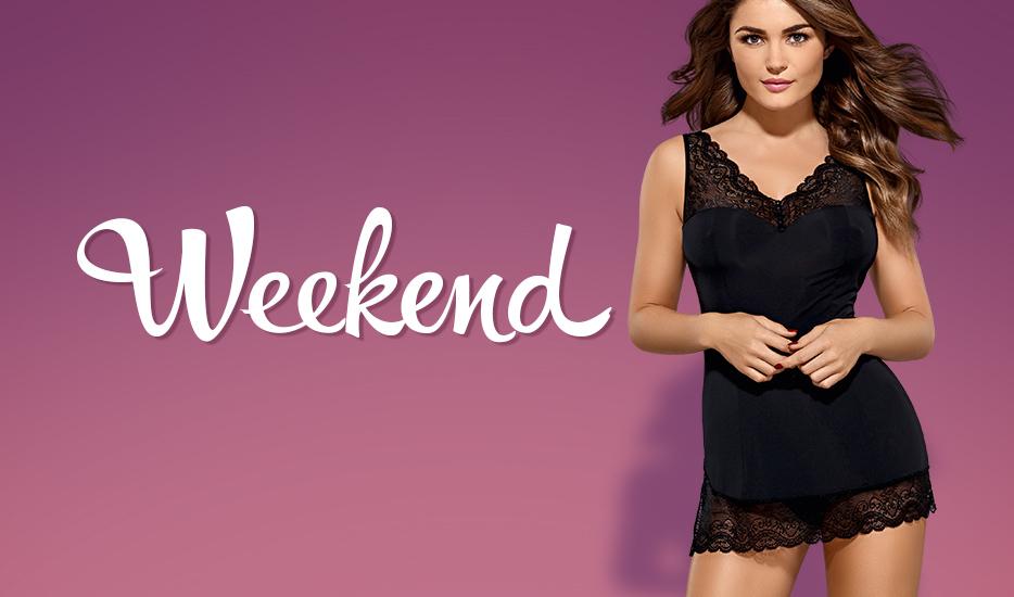 Weekend miłości czas zacząć!