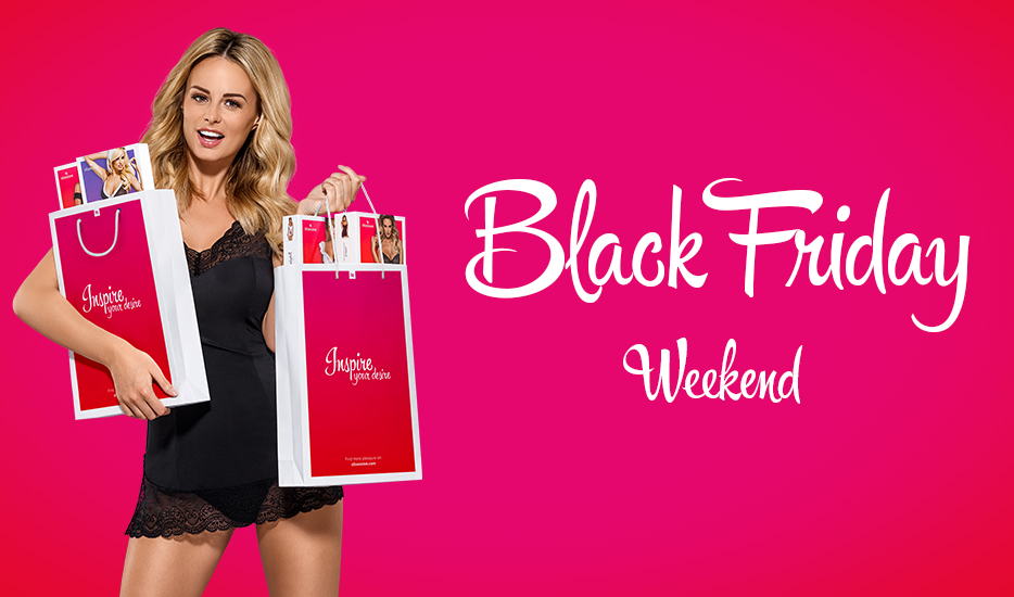 Top 5 obsessyjnego Black Friday Weekend!